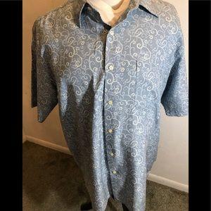 Pusser's West Indies Men's Shirt, size XL
